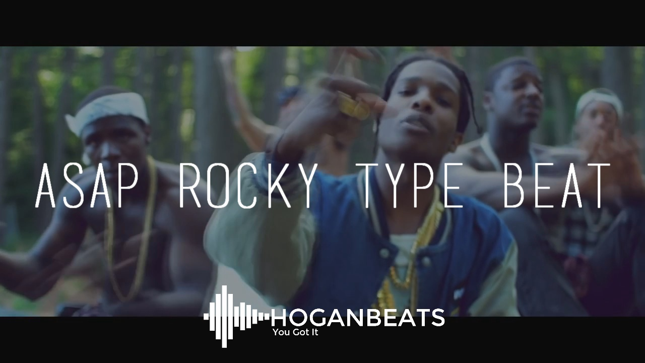 HoganBeats ASAP Rocky Type Beat