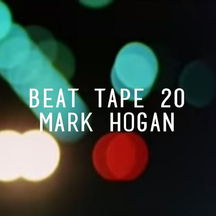 HoganBeats Beat Tape 20 front cover
