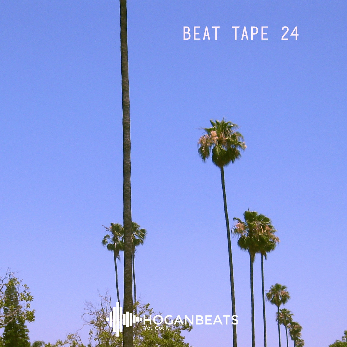 HoganBeats Beat Tape 24 front cover