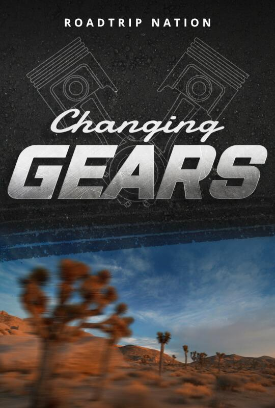 HoganBeats Roadtrip Nation - Changing Gears