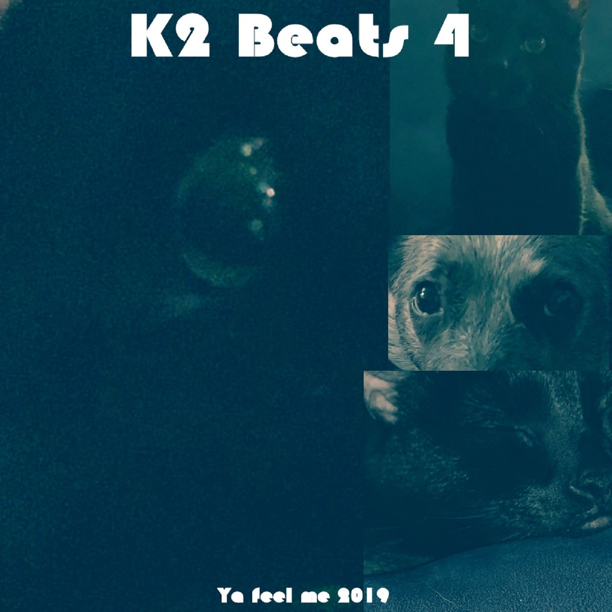 HoganBeats K2 Beats 4 front cover