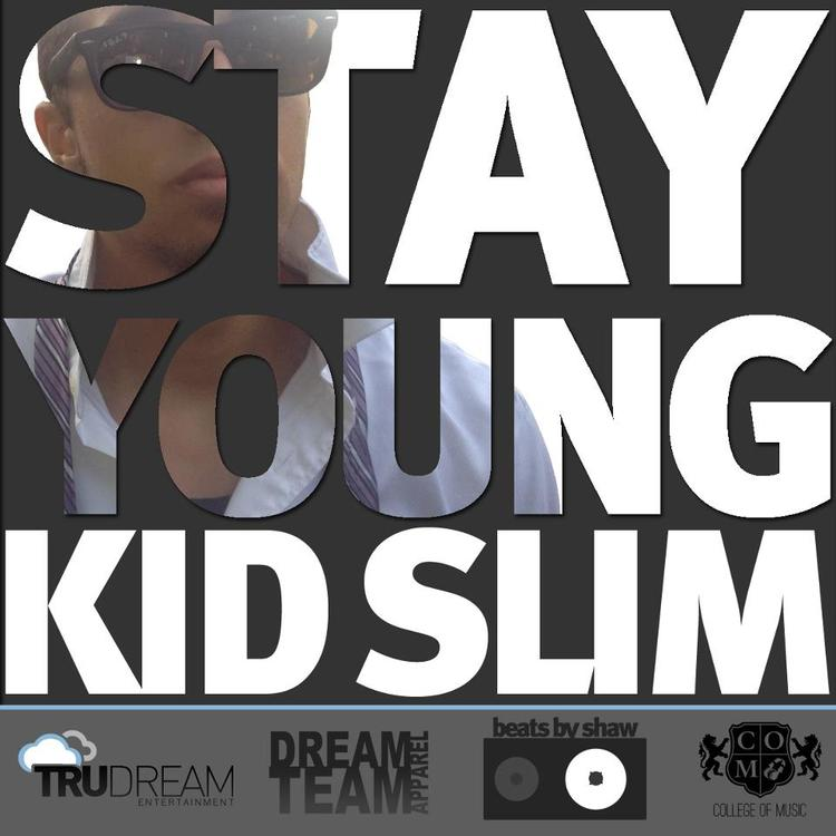 Kid Slim Stay Young front cover