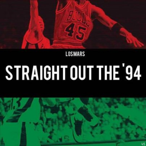Los Mars Straight Out The '94 front cover