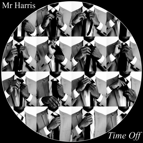 Mr Harris Time Off front cover