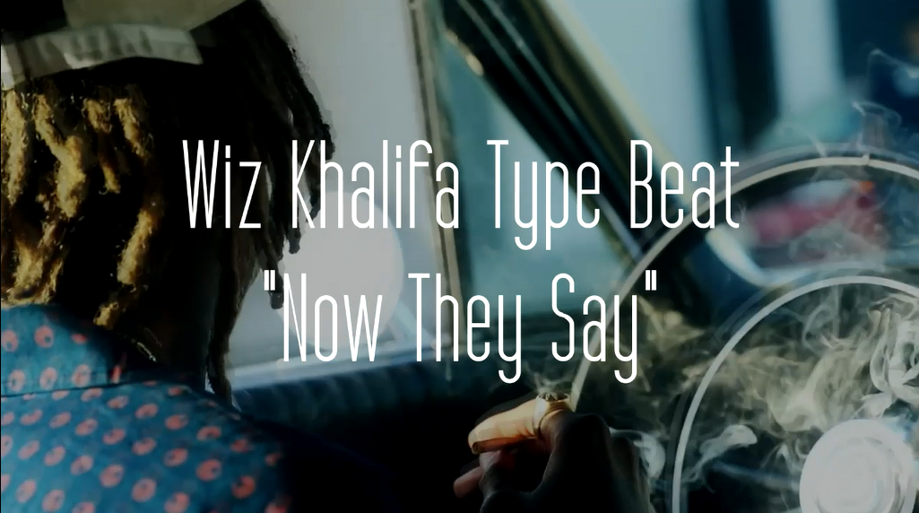 Wiz Khalifa Now They Say Instrumental Free Download front cover